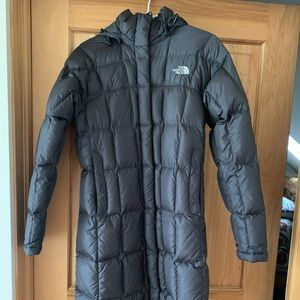 Women's north face metropolis down jacket
